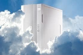 Blog image server in the sky