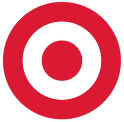 Blog image red bullseye target logo