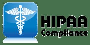 Blog image HIPPA Compliance and medical logo
