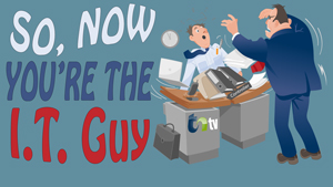 Blog image angry boss flips IT guy's desk