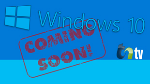 TNtv image windows 10 logo