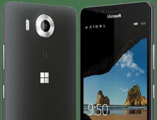 Blog image Lumia 950 cell phone