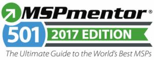 Blog image MSP mentor 501 2017 logo