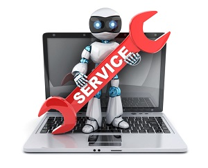 Blog image robot service and laptop repair