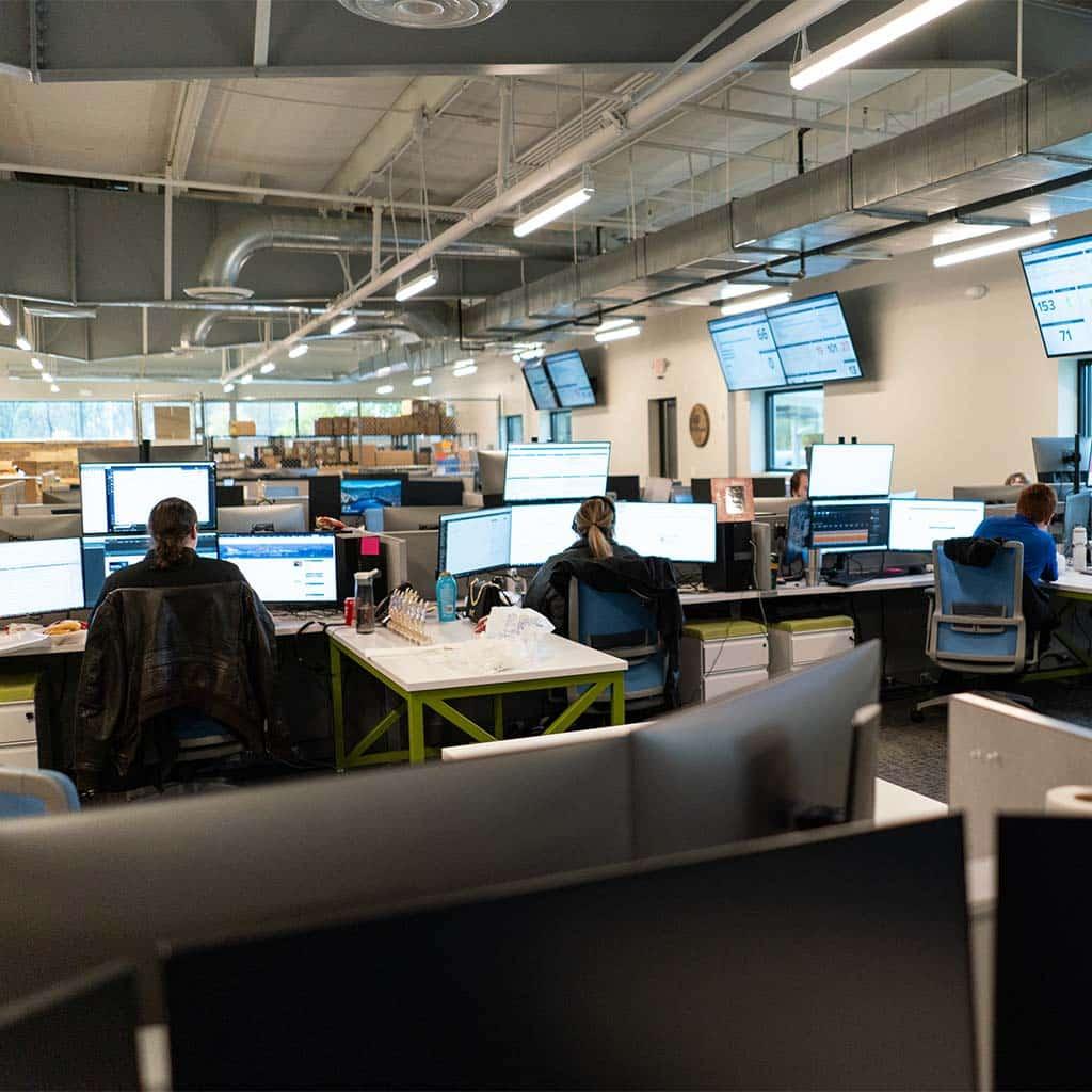 ThrottleNet Office-St. Charles